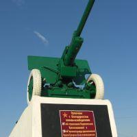 Памятник войнам-освободителям, Орловский