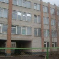 Школа №1, Песчанокопское