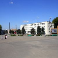 Администрация, Покровское