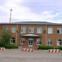 Военкомат. Село Покровское., Покровское