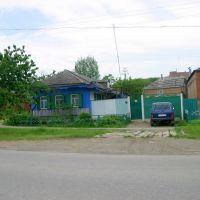 Сказочный домик. с. Покровское. Лето 2010., Покровское