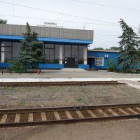 Станция Неклиновка, Покровское