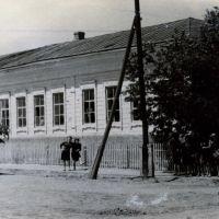 Наша школа 1966год, Ремонтное