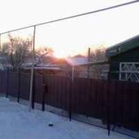 Морозное утро, Родионово-Несветайская