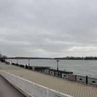 Quay in Rostov-on-Don, Don River / Набережная в Ростове-на-Дону, река Дон, Ростов-на-Дону
