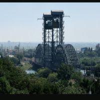 Железнодорожный мост в Ростове-на-Дону, Ростов-на-Дону