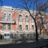 Old Rostov-on-Don, Pushkinskaya street, Ростов-на-Дону