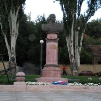 Ushakov monument, Ростов-на-Дону