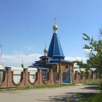 Церковь на Калинина, Семикаракорск