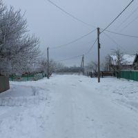 13й переулок.Февраль 2011, Семикаракорск