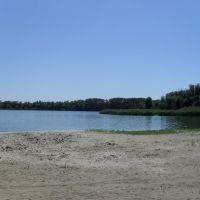 Пляж на Промышленной, Семикаракорск