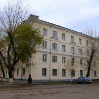 Общежитие №1 ТРТИ, Таганрог