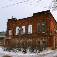 Домъ 47 по Красному переулку., Таганрог