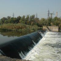 Плотина. A dam., Тарасовский