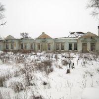 Много лет назад это был красивый дом. Many years ago it was nice house., Тарасовский