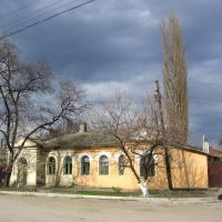 Robocha street, Тарасовский