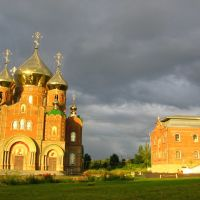 church, Тарасовский