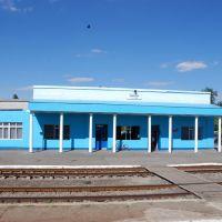 Тацинский вокзал, Тацинский