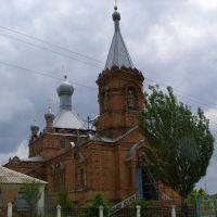 Церковь, Усть-Донецкий