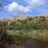 Река Сухой Донец, Усть-Донецкий