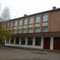 Целинская средняя школа №1 / the school №1, Целина