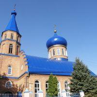 Свято-Покровский храм / the Church, Целина