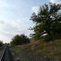 Железная дорога, Цимлянск