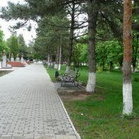 Аллея Героев, Цимлянск