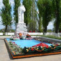 Памятник Войнам - Освободителям, Цимлянск