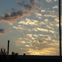 Небо над пятиэтажкой, Цимлянск