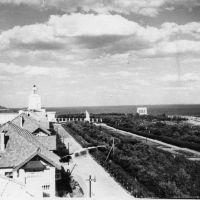Вид на площадь Победы, Цимлянск