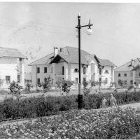 Улица Набережная, бывшая Приморская, Цимлянск
