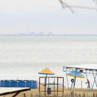 Городской пляж, Цимлянск