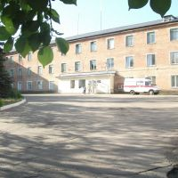 Chertkovo: hospital, Чертково