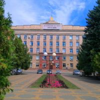 Шахты. Политехнический институт ЮРГТУ (НПИ)., Шахты