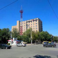 """Шахты. Гостиница """"Горняк""""., Шахты"""