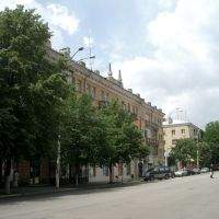 Sovetskaya Street, Шахты