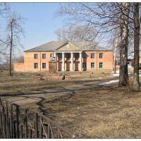 Клуб в поселке Горняк - The Club in Gornyak, Горняк
