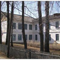 Школа поселка Горняк - Gornyaks School, Горняк
