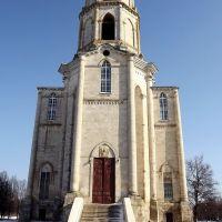 Троицкий собор, Гусь Железный