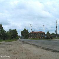 Город Гусь Железный. Лето 1998 г., Гусь Железный