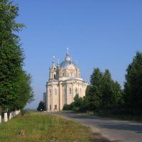 Троицкий собор в Гусю Железном, Гусь Железный