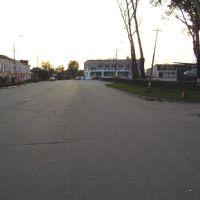 закат в центре, Ермишь