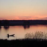 Рыбалка на закате, Ермишь
