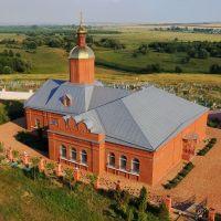 Свято-Димитриевский мужской монастырь / Saint Dimitry Monastery, Заречный
