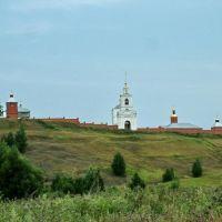 Свято-Дмитриевский Монастырь, Заречный