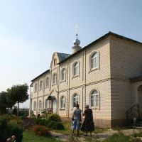 Учебная часть монастыря, Заречный