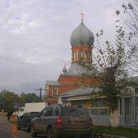 Захарово, центр, церковь Иоанна Богослова, Захарово