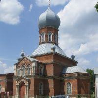 Захарово. Церковь Иоанна Богослова, Захарово
