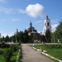 Кадом, церковь, Кадом
